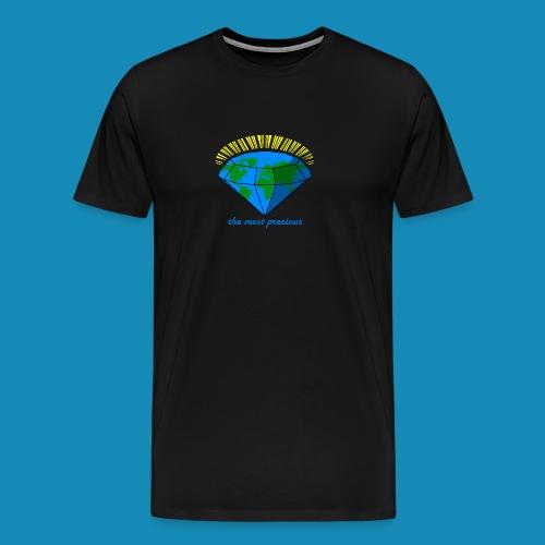 Diamond World - Männer Premium T-Shirt
