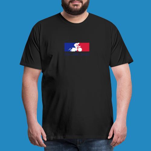 Republique_Francaise_bleu - T-shirt Premium Homme