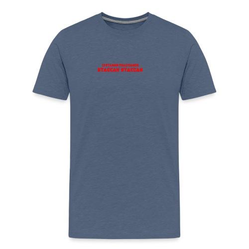 STACCA - Maglietta Premium da uomo