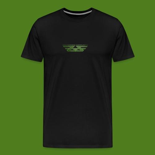 ZoGGaZ Fanshirt Logo groß - Männer Premium T-Shirt