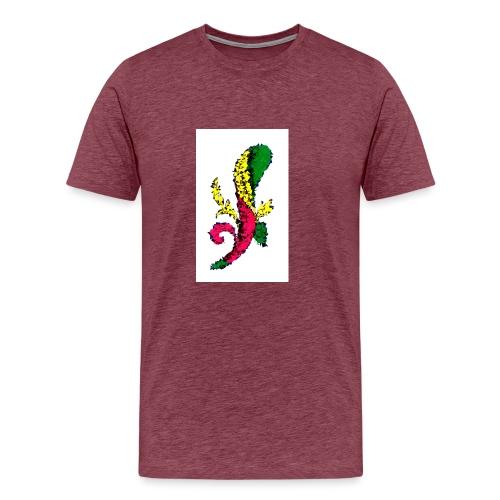 Asso bastoni - Maglietta Premium da uomo