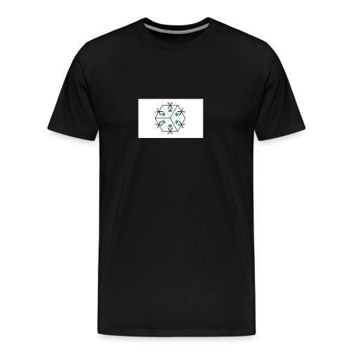 HighCube - Maglietta Premium da uomo
