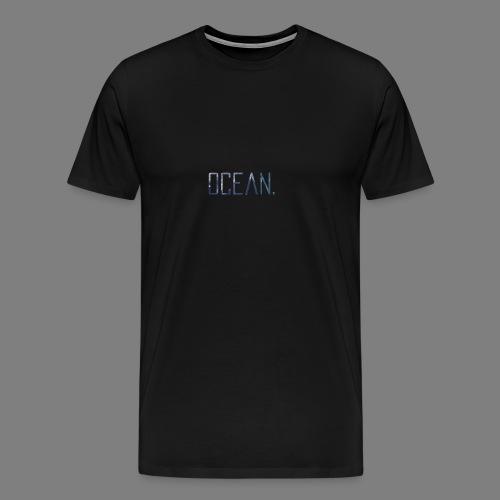 Ocean - Camiseta premium hombre