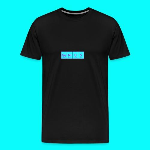 GENIUS T-SHIRT UNISEX - Premium-T-shirt herr