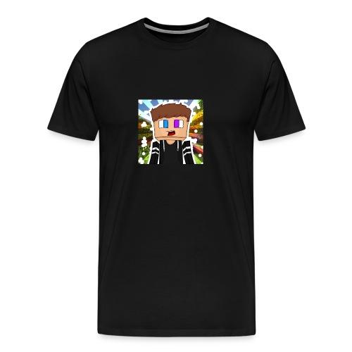 Teddiplays t-shirt - Premium T-skjorte for menn