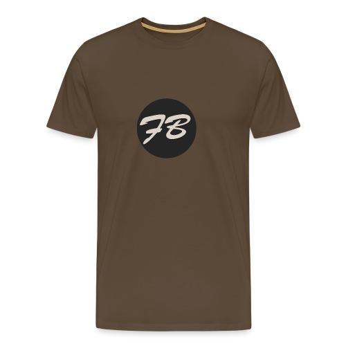 TSHIRT-INSTAGRAM-LOGO-KAAL - Mannen Premium T-shirt