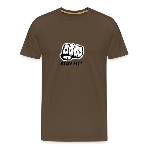 Sport tøj - Herre premium T-shirt