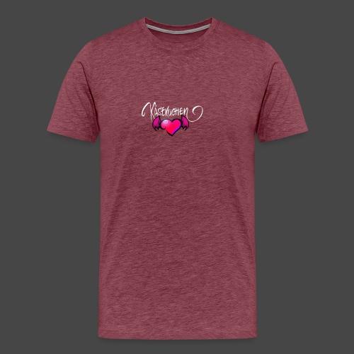 Logo and name - Men's Premium T-Shirt