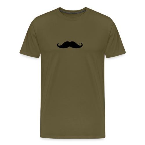 BIGODE_1-png - Camiseta premium hombre