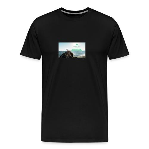 fbdjfgjf - Men's Premium T-Shirt
