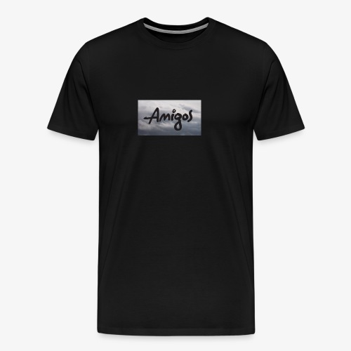 NEW AmigoBro Logo - Men's Premium T-Shirt