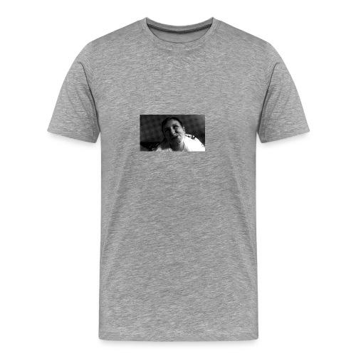 Basse Tshirt - Herre premium T-shirt