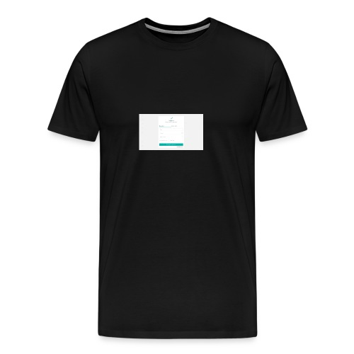 03_Register_Shop - Männer Premium T-Shirt