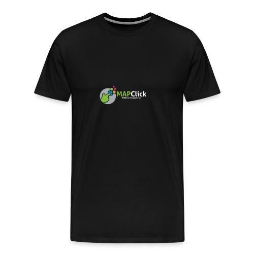 mapclickaffind-png - Maglietta Premium da uomo