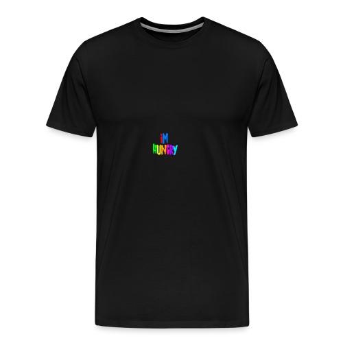 Im Hungry - Men's Premium T-Shirt