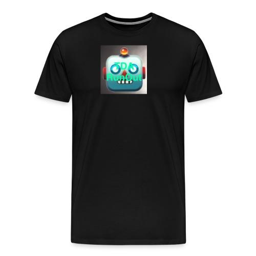 RoboRun V2 - Premium T-skjorte for menn