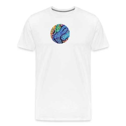 concentric - Men's Premium T-Shirt