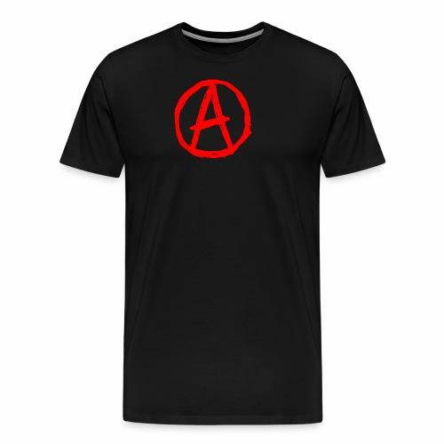 anarchie - Männer Premium T-Shirt
