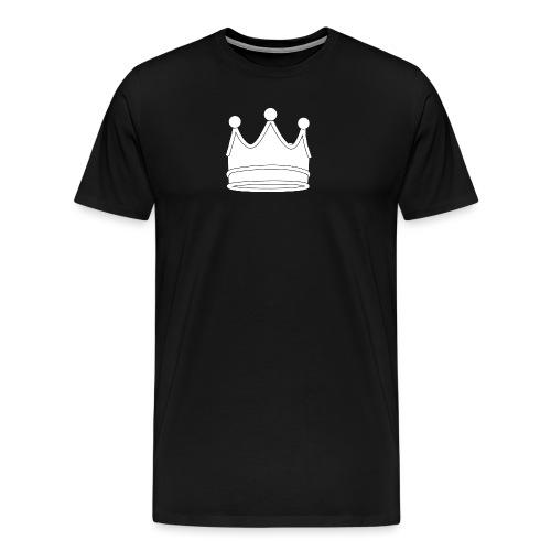 crown - T-shirt Premium Homme