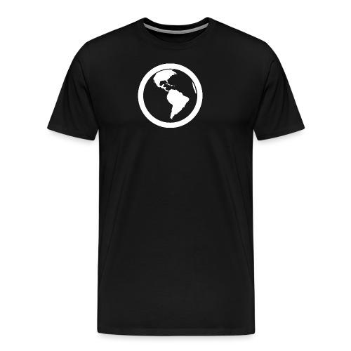 Earth - Maglietta Premium da uomo