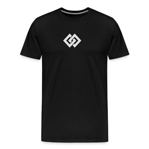 Logo Transparent - Männer Premium T-Shirt