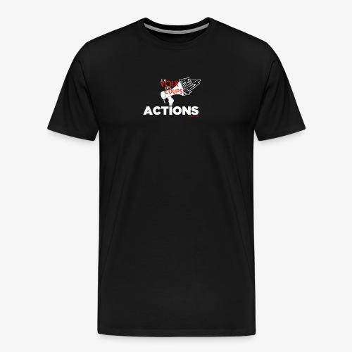 LVDL OFFICIEL - ACTIONS - T-shirt Premium Homme