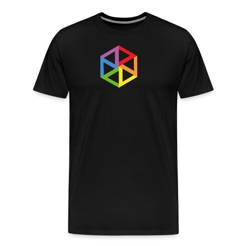 Just the logo! - Men's Premium T-Shirt