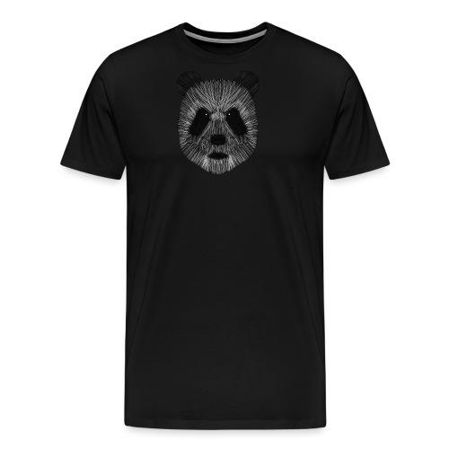 Design dessin panda original - T-shirt Premium Homme