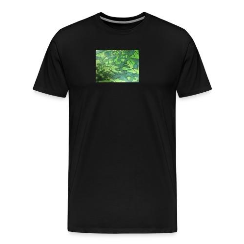 Millitær - Premium T-skjorte for menn