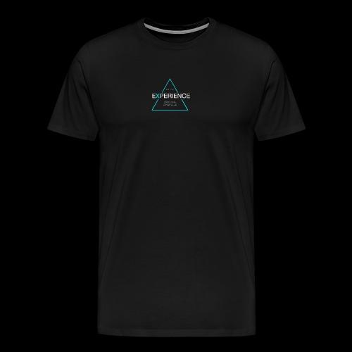 Experiene sports,travel adventure - Herre premium T-shirt
