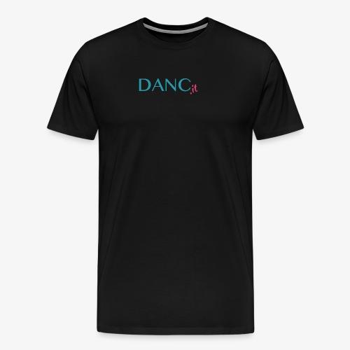 Danc.it - Maglietta Premium da uomo