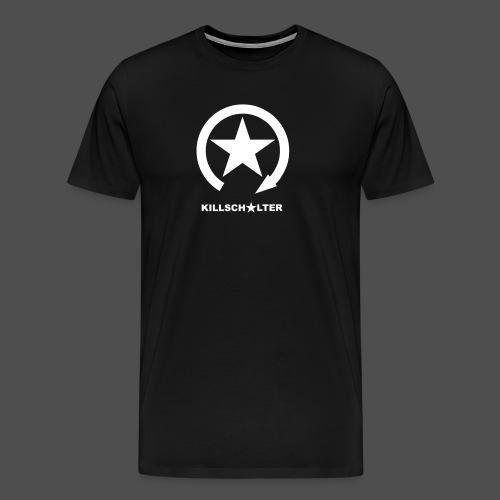 KILL SWITCH Logo 7KS01 - Men's Premium T-Shirt