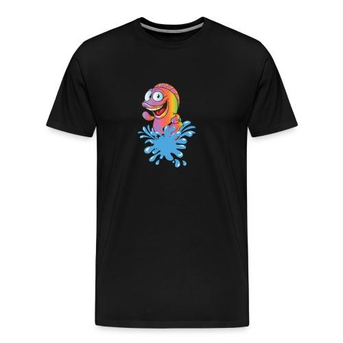 """Goldfisch """"petcontest"""" - Männer Premium T-Shirt"""