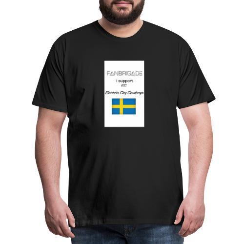 Fanbrigade - Herre premium T-shirt