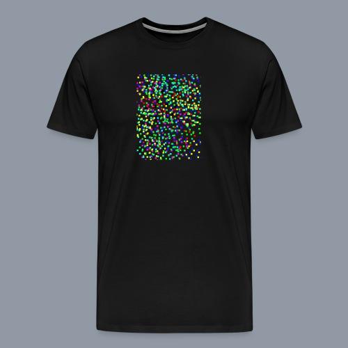 Punkiii 123.. - Männer Premium T-Shirt