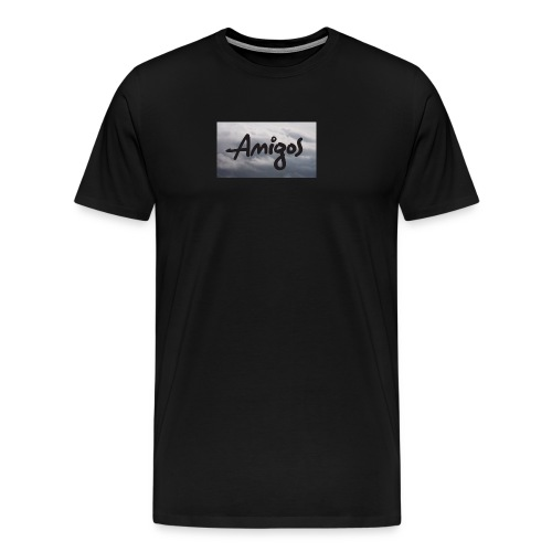 NEW AmigoBro Logo - Men's Premium T-Shirt