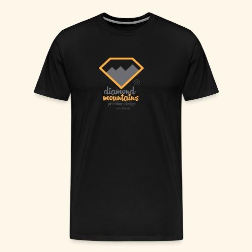 Diamond - Koszulka męska Premium