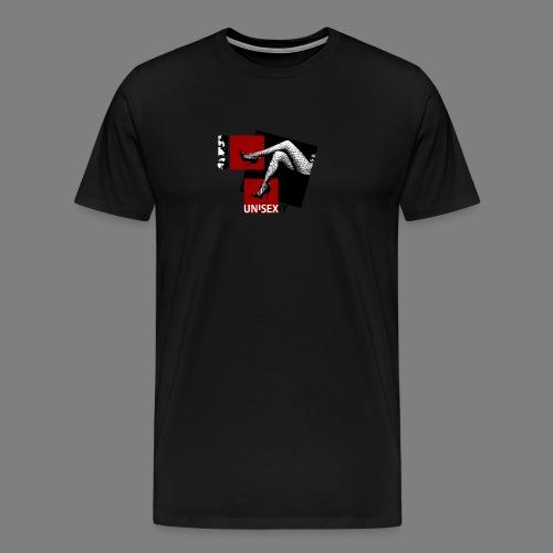 SEXY GIRL STOCKING SHOES 01 - Maglietta Premium da uomo