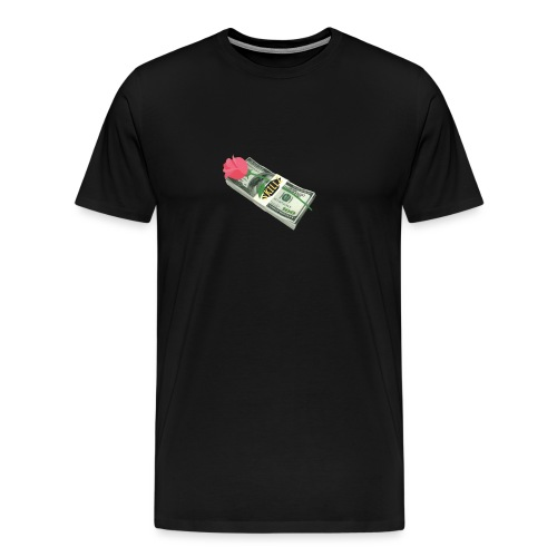 MONEY ROSE [S GANG] - T-shirt Premium Homme