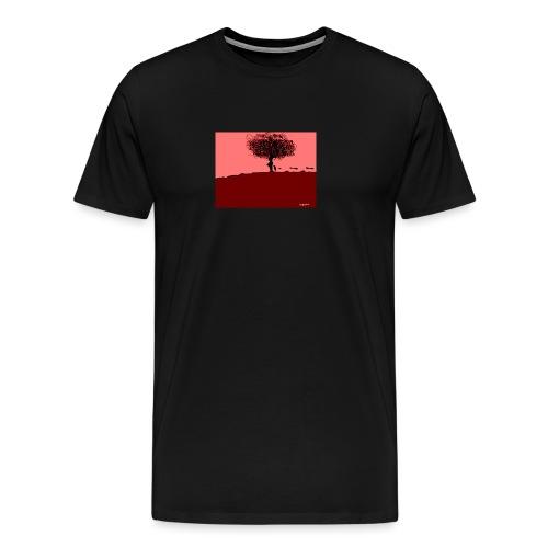 albero_0001-jpg - Maglietta Premium da uomo