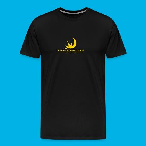 DreamWorker - Uomo - Maglietta Premium da uomo