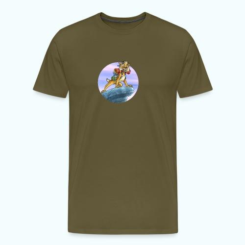 Smilodon - Men's Premium T-Shirt