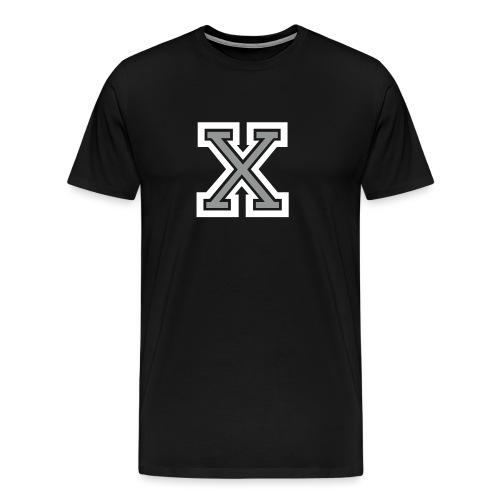 X Collegestyle 2C - Männer Premium T-Shirt