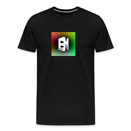 ElectroMetal_Logo - Men's Premium T-Shirt