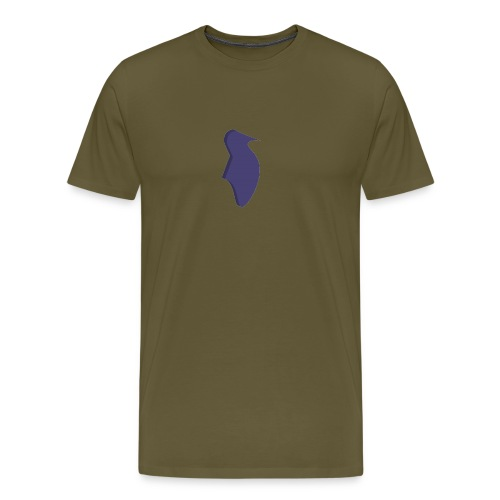 AboveTheChimneys Cover - Herre premium T-shirt