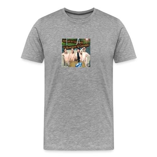 Velkommen Til Garasjen - Premium T-skjorte for menn