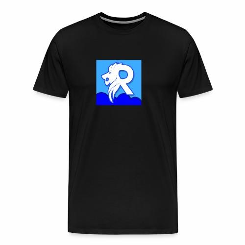 rankwolf logo - Mannen Premium T-shirt
