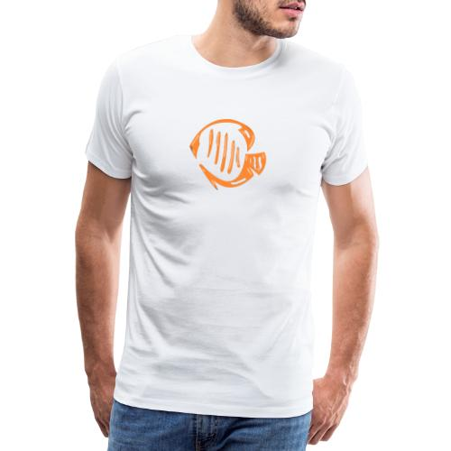 Aquarium Adventures Logo - Men's Premium T-Shirt