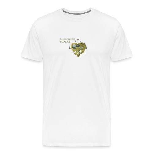 meccanismi_damore - Maglietta Premium da uomo