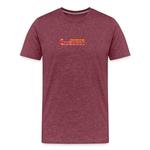 Gaminator logo - Men's Premium T-Shirt